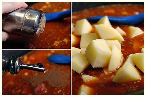 Austrian Goulash Soup