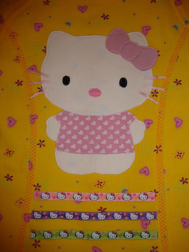 Hello Kitty!! Farbenmix Roxy