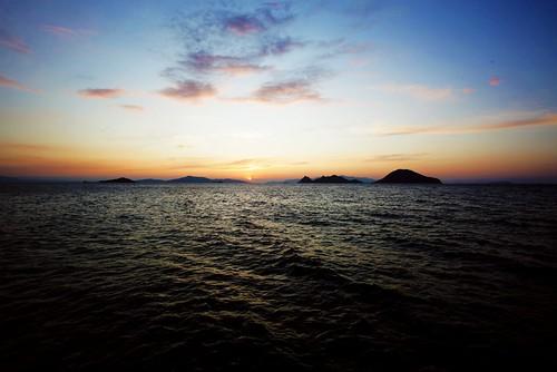 Agean Sea Sunset