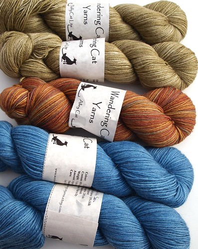 Wandering Cat Yarns from Nov. 11 update