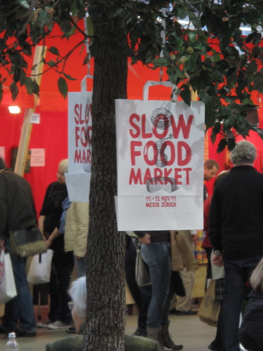 Slow Food Market, Zürich, Switzerland