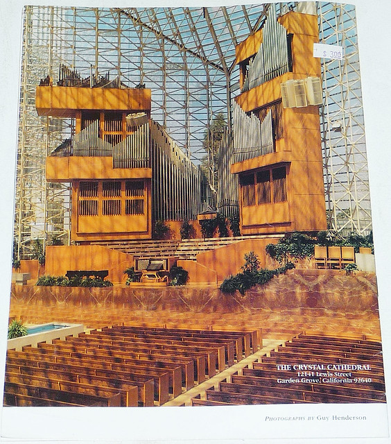 CRYSTAL CATHEDRAL Organs And Carillon Guide (10)