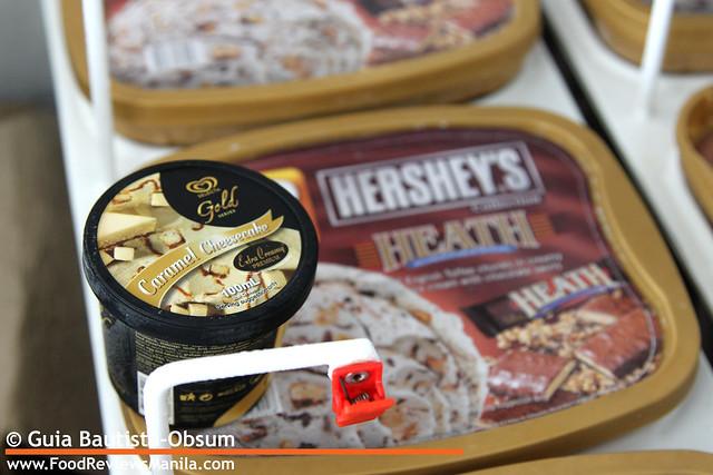 DCF Selecta Ice Cream