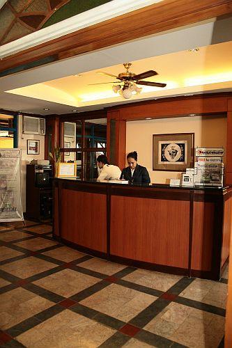 Fersal Kalayaan - Lobby