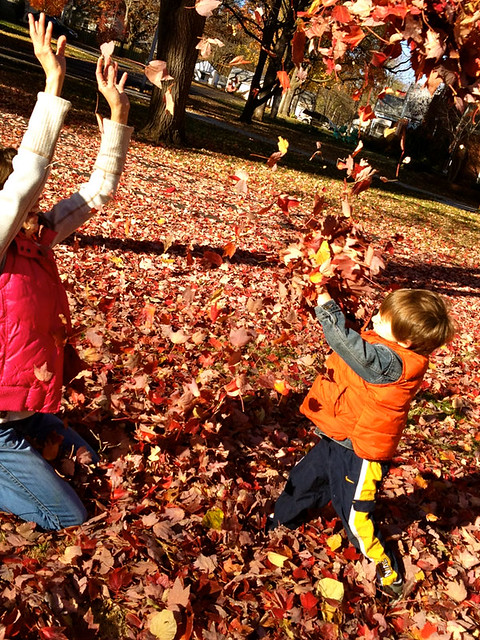 playing-in-leaves