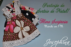 Amanhã entra a última coleçao JOsephina do Ano....E vai ter Sorteio Surpresa!