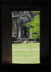 Library Port (rpiker101) Tags: window temple asia cambodia library angkorwat