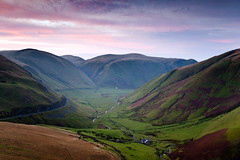 Dalveen sunrise (Kenny Muir) Tags: landscape scotland sony pass dumfries galloway dalveen thornhill a900 durisdeer