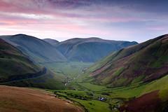 Dalveen sunrise (Kenny Muir) Tags: landscape scotland sony pass dumfries galloway dalveen thornhill a900 durisdeer