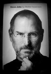 Steve Jobs, by Walter Isaacson
