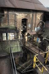 Blast Furnace (FilthCity) Tags: urban mill abandoned industry metal iron pittsburgh crane pennsylvania decay steel exploring coke historic homestead carrie coal furnace exploration ore blast carnegie ue rankin 112611