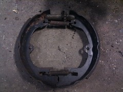 volvo shoes parking rear brakes 1800 ebrake