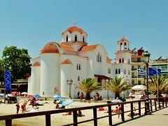 HPIM3829-Paralia Beach.Katerini.Pieria.Greece. (Eva