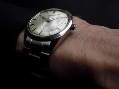Vintage Seiko (Matthew Wild) Tags: classic vintage mechanical bracelet winding manual wristwatch oyster seiko collector handwind vintageseiko seiko668050 668050
