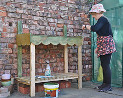Potting Table__08 (chippykev) Tags: york diy gardening homeprojects pottingtable pottingbench kevinbailey joinerkev chippykev howtobuildapottingbenchchippykevkevinbailey