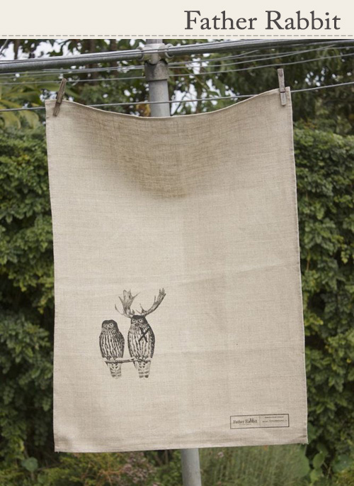 Father-rabbit-tea-towel1