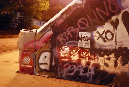 Atlanta - Famous Graffitti