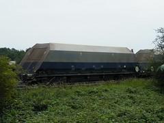 320061 Kingsbury 270611 (Dan86401) Tags: wagon db hopper kingsbury hoa 320 dbs schenker ewsconstruction 4m11 bogieaggregatehopperwagon dbschenkerconstruction 320061