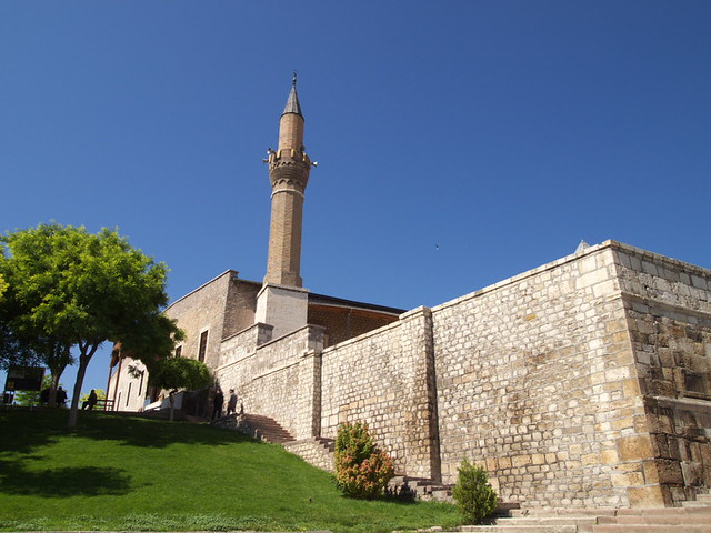 Alaaddin Camii 阿拉丁清真寺