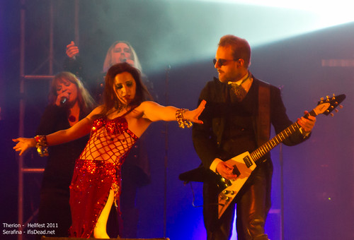 Hellfest 2011 - Therion-16