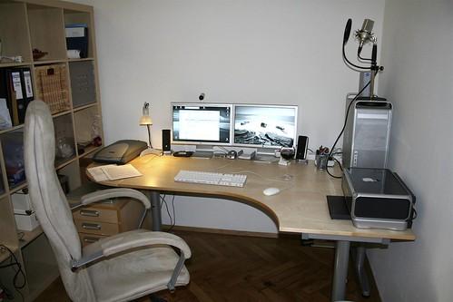 Computersetup Mai 2006