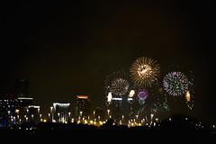 july 4th (R'eyes) Tags: beach fireworks miami 4th july