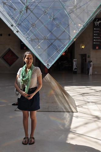 The Reverse Pyramid