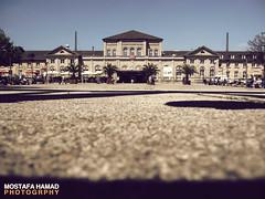 Göttingen(bahnhof) (MOSTAFA HAMAD   PHOTOGRAPHY) Tags: deutschland hamad göttingen العراقي mostafa حمد العربي المصور مصطفى georgaugustuniversitätgöttingen mostafahamad mustafahamad مصطفىحمد