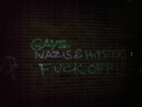 gays, nazis & hipsters