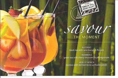 tea sangria postcard (front)