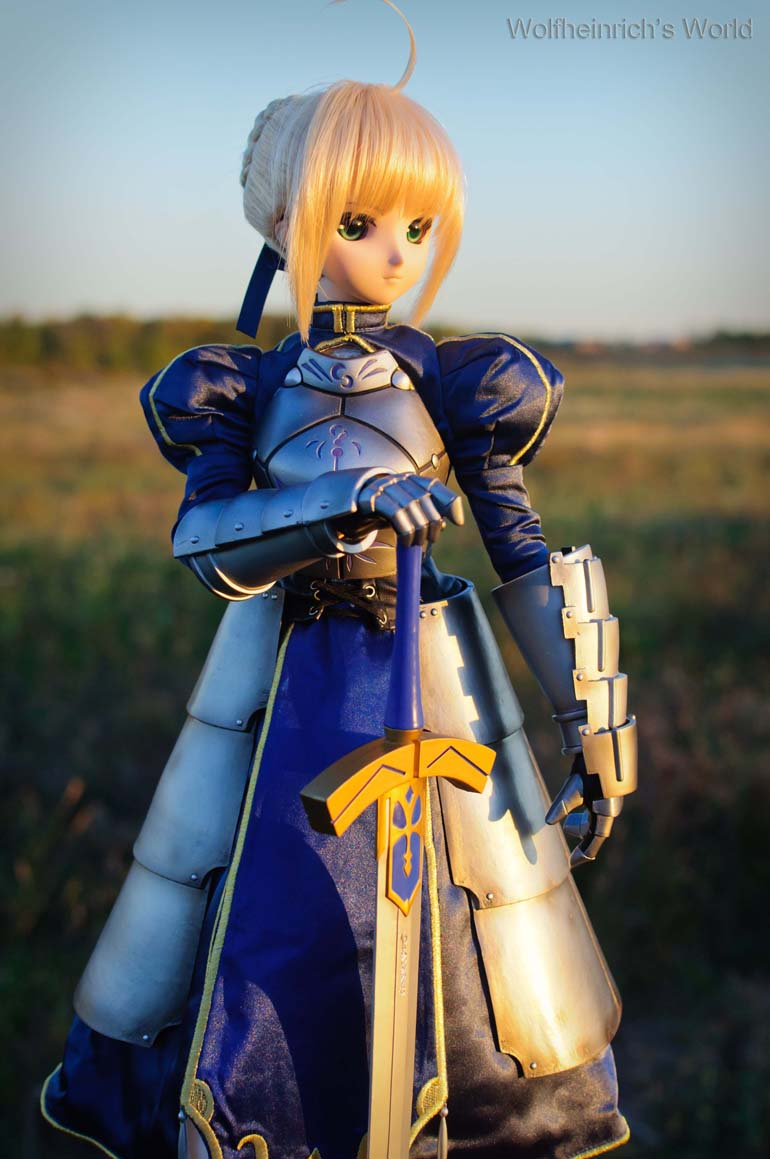 [Explore] Sunset with Saber セイバー Dollfie Dream Full