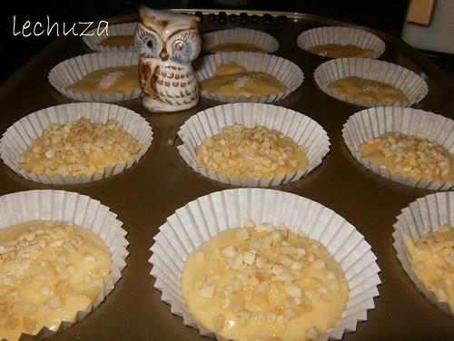 Pastelitos de requeixo-crocanti