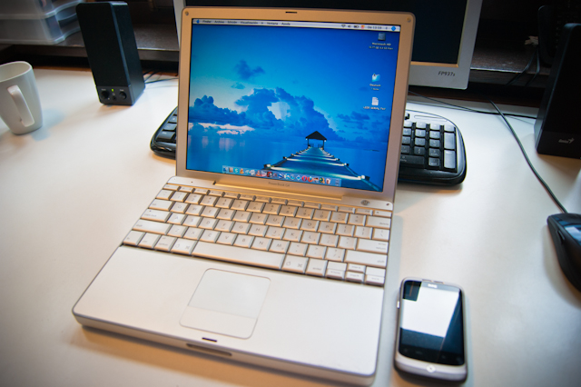 PowerBook G4 12""