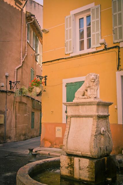 Place, Aubagne
