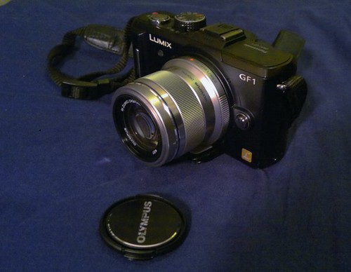 New Glass: Olympus 45mm f1.8 by Rollofunk