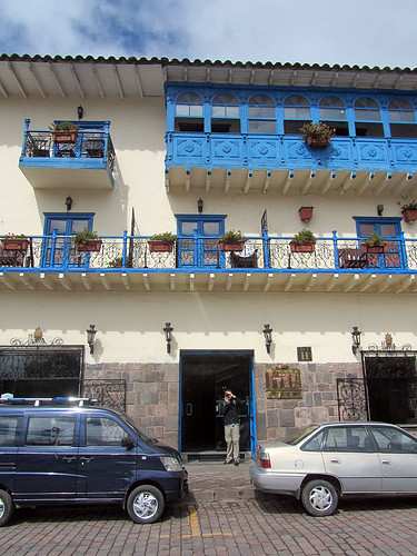 Royal Inka Hotel in Cuzco, Peru