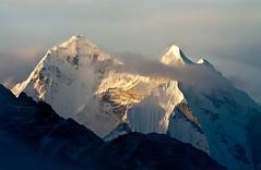 Mt Kangtega (6779m) - [Everest Khumbu Region] (Abhinav Mathur.) Tags: nepal mountain expedition landscapes mt ama summit kathmandu peaks everest lhotse nuptse kalapattar dablam pumori kangtega lingtren