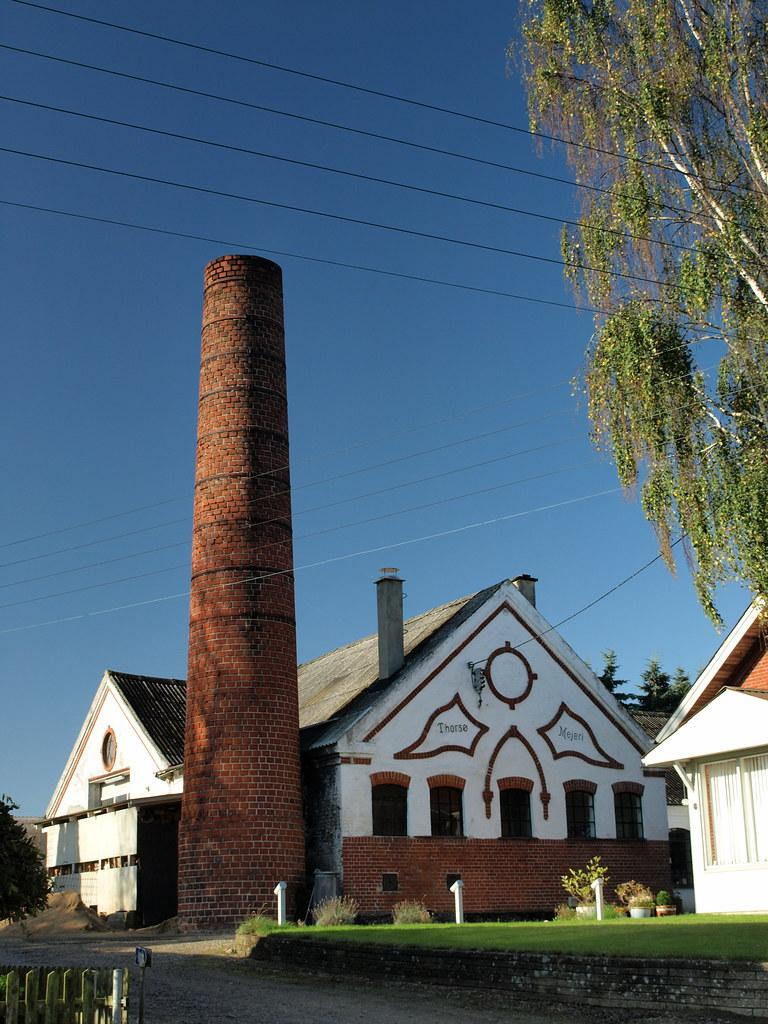 Old dairy, Thorsř