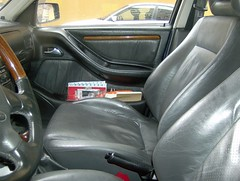 1997 Seat Toledo TDI Executive Edition (Exploracin urbana) Tags: leather tdi interior seat toledo edition executive cuero