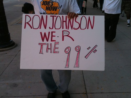 Rally for Answers from Ron Johnson 10-12-2011