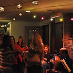 "Belly dance party <a style=""margin-left:10px; font-size:0.8em;"" href=""http://www.flickr.com/photos/51408849@N03/6241201216/"" target=""_blank"">@flickr</a>"