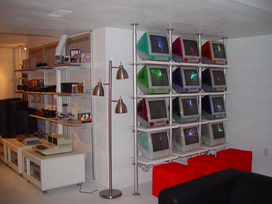 Colección de computadoras Mac