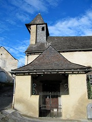 Orcun - Aspe - Pyrénées (alainmuller) Tags: orcun aspe france bedous eglise clocher pyrénées