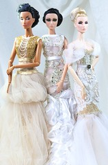 Ballet of the Vows (CHO:LO) Tags: lana monogram jordan bridal turner dasha annik cholo discreet fr2 fashionroyalty dollcouture agnesvonweiss poppyparker elisejolie