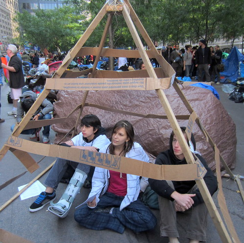 Occupy Wall Street by SHOTbySUSAN