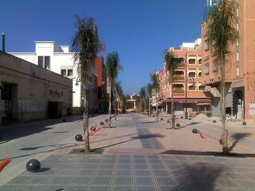 Boulevard Ibn Sina شارع ابن سينا