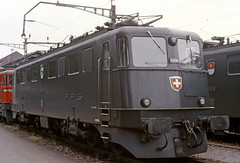 SBB Ae6/6 11496 (maurizio messa) Tags: railroad switzerland railway trains svizzera bahn mau solothurn ferrovia treni yashicafxd ae66