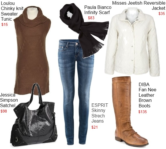 Cameron Diaz Inspired Fall Outfit2