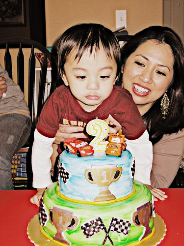 Jason 2nd bday
