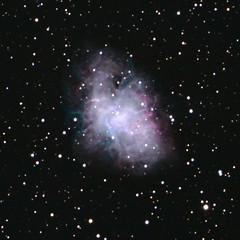 M1 Crab Nebula - Second Try. (jrice12) Tags: m1 crabnebula